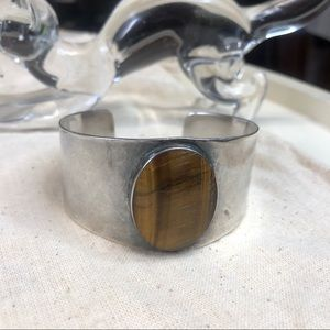 Vintage taxco 925 Mexico silver bracelet